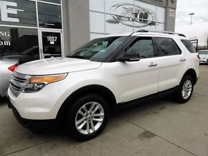 2014 Ford Explorer XLT 4x4 V6 Navigation 7 pass
