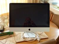 IMAC 21.5 INCH MODEL A1311 2009 FOR SALE NOT WORKING FOR SPARES