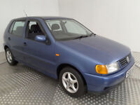 1999 VW POLO 1.4 CL MET BLUE,VERY LOW MILES,2 OWNER,CLEAN CAR,GREAT VALUE