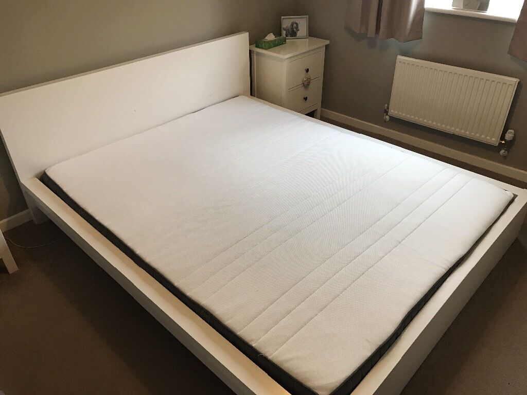 ikea low bed ikea malm low bed and ikea morgedal mattress european 11866