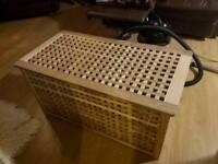 Wooden Storage Ottoman/Coffee Table