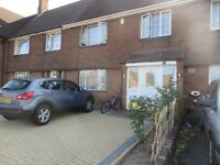Bright and spacious four bedroom two floored house