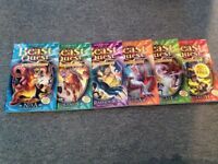 Beast Quest Books - Series 4 (The Amulet of Avantia)