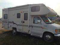 1996 Ford Shasta 21 ft class c Motorhome