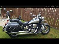 Kawasaki motorcycle. VN900