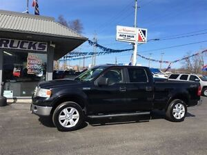 2008 Ford F-150 LARIAT CREW 4X4  FINANCING AVAILABLE
