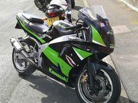 Kawasaki ZX 600-F3