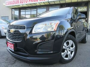 2013 Chevrolet Trax LS-BLUE-TOOTH-ONE-OWNER