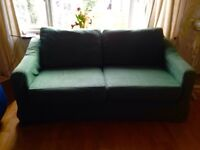 Large comfy sofa - FREE - looking for a good home asap!