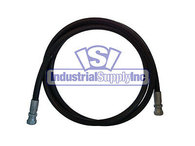 12 X 36 2-wire Hydraulic Hose Assembly Wfemale Jic