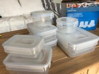 Crofton Food Storage Containers 13pc