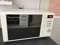 Russell Hobbs Cream microwave excellent