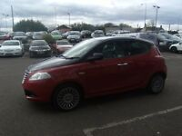 2013 13 CHRYSLER YPSILON 1.2 BLACK AND RED 5D 69 BHP **** GUARANTEED FINANCE **** PART EX WELCOME