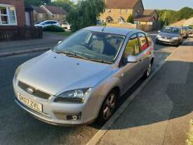 ford focus 2007 low mileage
