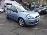 2005 Ford Fiesta 1.25 Zetec Climate 5dr 1 FORMER KEEPER FULL FORD S/H