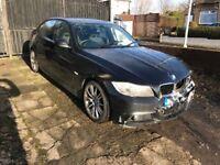 2011 61REG BMW 320D M SPORT 5DR MANUAL DAMAGED SALVAGE REPAIRABLE