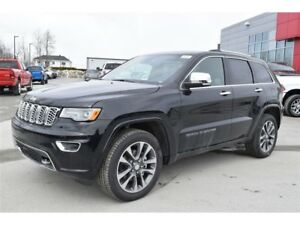 2018 Jeep Grand Cherokee Overland 4x4 Navigation