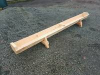 Brand new 10ft sheep livestock feeding trough there's 16 in total price is each tractor