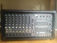 Peavey XR696f 1200w (600x600) pa amplifier mixer
