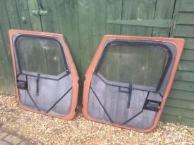 Jeep cj7 soft doors