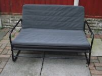 IKEA Hammarn Double Sofa Bed - used once