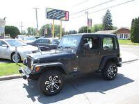 2004 Jeep TJ SE MAG DEUX TOITS