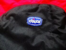 Chicco Footmuff and raincover
