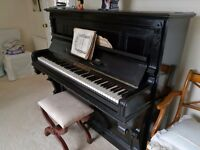 Rudibach Sohn Piano for sale - Collection only