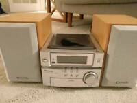 CD stereo Panasonic