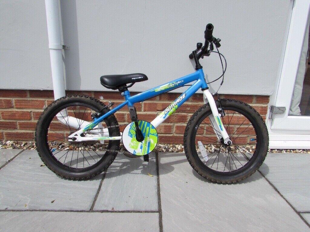 451cf939329e Apollo Outrage Kids' Bike - 18