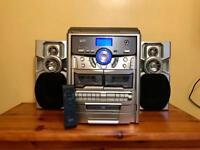 JDW Stereo Hi-Fi System