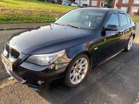 BMW 520d 2008 (58 Reg) **SUNROOF** Saloon 5 Series
