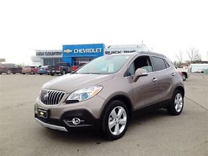 2015 Buick Encore Leather-LOW MILEAGE, HEATED SEATS
