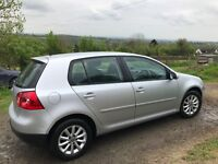 Volkswagen Golf Silver Match FSI 1.6 Petrol