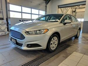 2014 Ford Fusion S - Remote start - bluetooth!