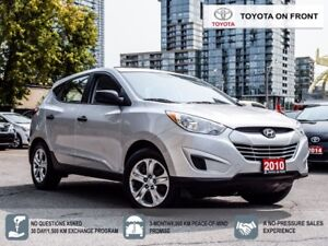 2010 Hyundai Tucson GL *Rare Manual / LOW KM*