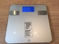Ultra Slim Body Weight Analysis Scale