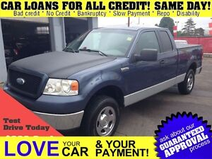 2006 Ford F-150 XLT * 4X4 * JUST REDUCED WAS $12475