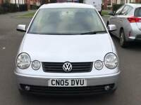 PETROL VW POLO 1.4 S MANUAL 5 DOOR HATCHBACK