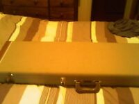fender tweed g&g case