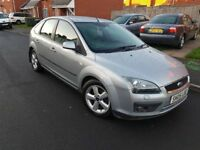 2006 FORD FOCUS 1.6LTRS PETROL MANUAL REDUCED TO GO £598 NO OFFERS AS ITS CHEAP ALREADY