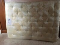 FREE used King Size pocket sprung mattress, sleepmasters premium quality