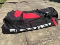 Slazenger cricket pro bag with wheels (large bag)