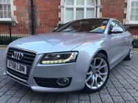 2009 Audi A5 2.0 TFSI Sport 2dr **LOW MILEAGE** 34,000miles*** FULL HISTORY** not Audi S line BMW