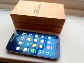 Samsung Galaxy S4, 16 GB, Unlocked.
