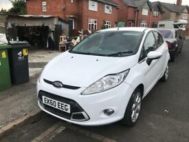 Ford Fiesta 2012 Breaking parts spares