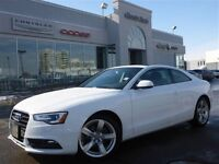 2014 Audi A5 QUATTRO COUPE LEATHER SUNROOF KEYLESS ENTRY BLUETO