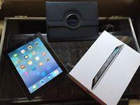 Apple iPad 2 2nd gen 16Gb black, wifi & Cellular **unlocked**