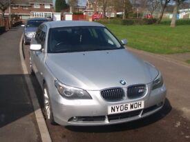 BMW 525 D SE SALOON