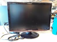 Samsung DTV monitor 10000 1 T220HD (+ power cable)